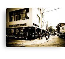 Kensington Market Toronto 1 Canvas Print