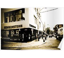 Kensington Market Toronto 1 Poster