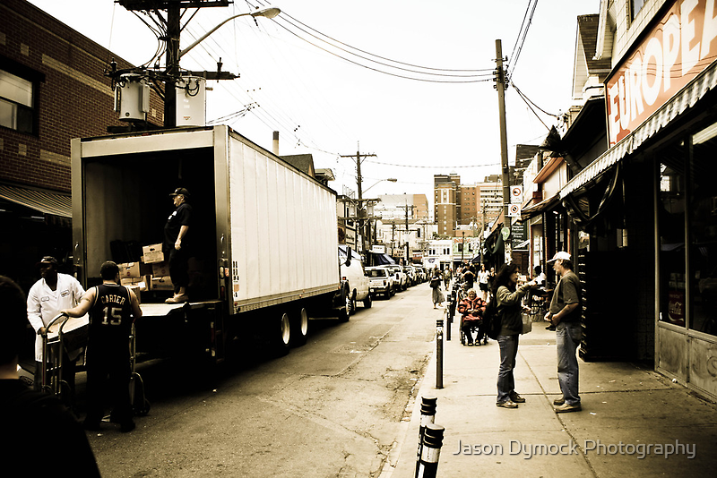 Kensington Market Toronto 2 by Jason Dymock Photography
