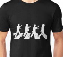 Zombey Road Unisex T-Shirt