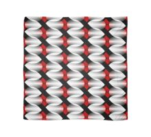 Infinity - Red seamless Scarf