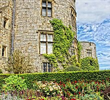 Chirk Castle  by Selina Ryles