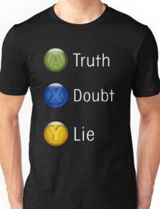 L.A. Noire Interrogation Shirt Unisex T-Shirt