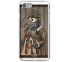 Steampunk Gonzo iPhone Case/Skin