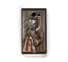 Steampunk Gonzo Samsung Galaxy Case/Skin