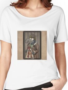 Steampunk Gonzo Women's Relaxed Fit T-Shirt
