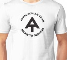 Appalachian Trail- Maine to Georgia Unisex T-Shirt