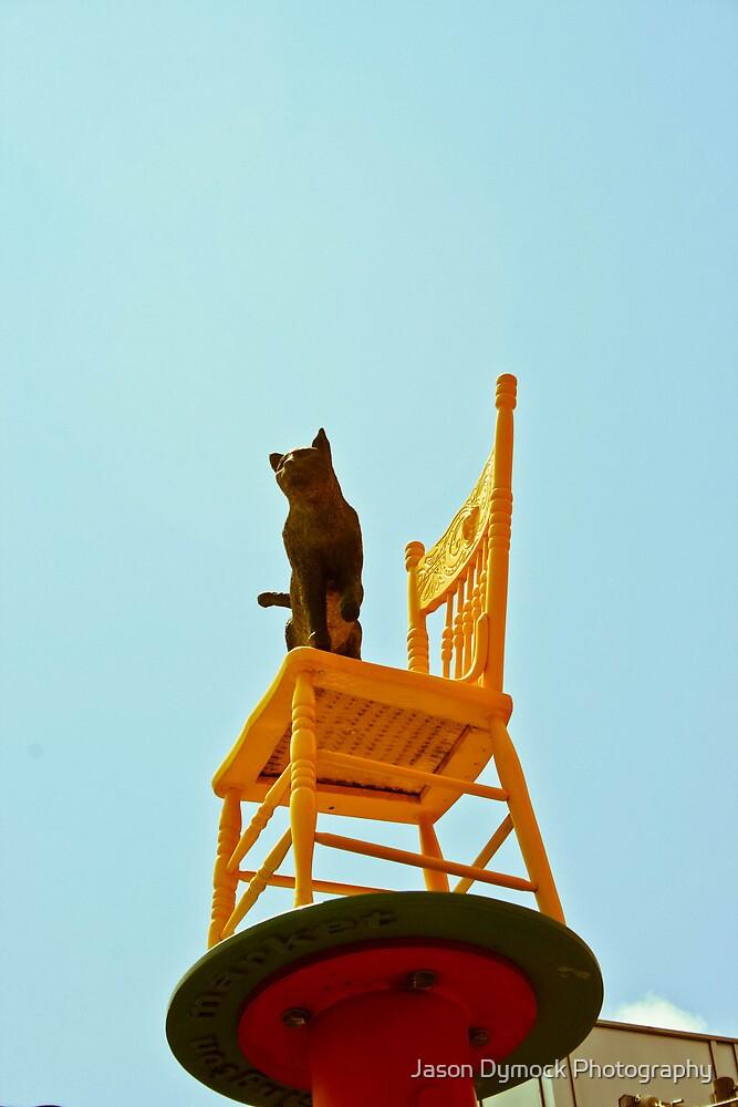Chair Art China Town by Jason Dymock Photography