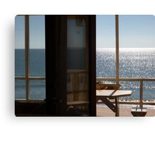 Vacation Reflection Canvas Print