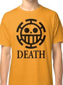 Trafalgar Law Death Classic T-Shirt