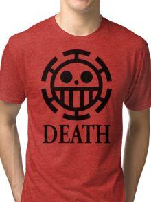 Trafalgar Law Death Tri-blend T-Shirt