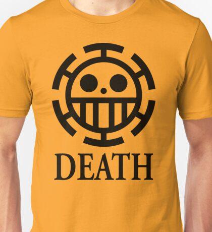 Trafalgar Law Death Unisex T-Shirt