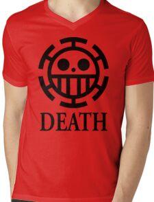 Trafalgar Law Death Mens V-Neck T-Shirt