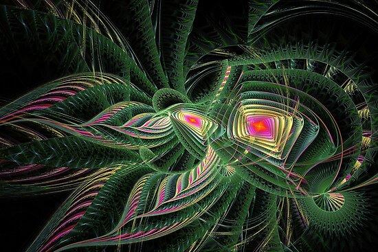 Disc-Julian - #1 - Flowers & Foliage by sstarlightss