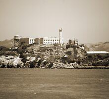 Alcatraz Island by Diego Re