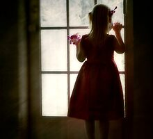 Little Girl, Little Girl - at the door by Ekler