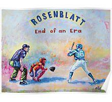 Rosenblatt: End of an Era Poster