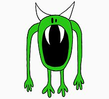 Big Mouth Green Monster  Unisex T-Shirt