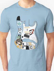 "Billie Joe Armstrong ""Blue"" Guitar - Any Colour  T-Shirt"