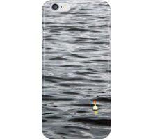 bobber iPhone Case/Skin
