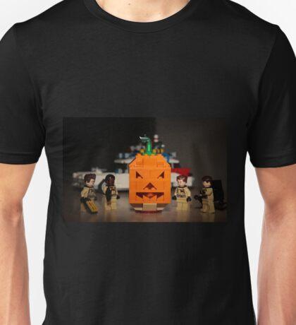 Ghostbusters Pumpkin Unisex T-Shirt