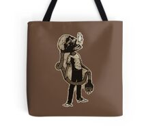 Frank The Electric Skull Tote Bag