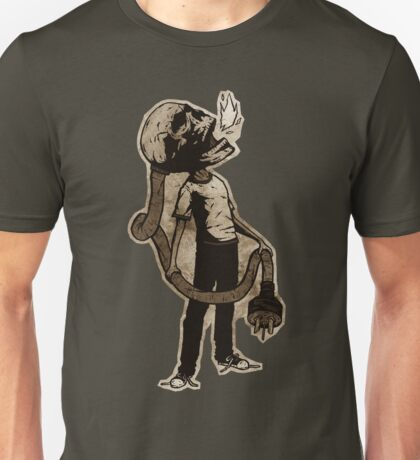 Frank The Electric Skull Unisex T-Shirt
