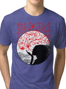 Breath of Beauty Tri-blend T-Shirt