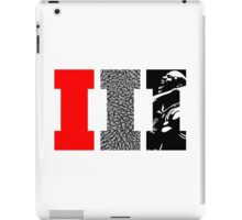 AJ3 - Art Black Cement iPad Case/Skin