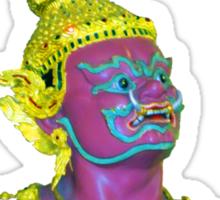 Thai Mask T Sticker