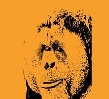 Cheeky Orangutan Unisex T-Shirt