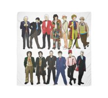 Doctor Who - Alternate Costumes 13 Doctors Scarf