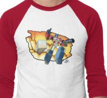 Prime Time Tee - Optimus Men's Baseball ¾ T-Shirt