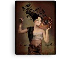 La danse Canvas Print