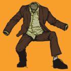 el hombre invisible by matthewdunnart