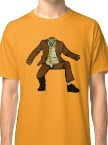 el hombre invisible Classic T-Shirt