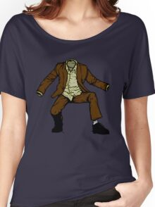 el hombre invisible Women's Relaxed Fit T-Shirt