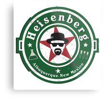 Heisenberg Walter Metal Print