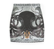 Dark Matter Mini Skirt