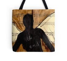 Day 30 b ( the end !!!)  Tote Bag