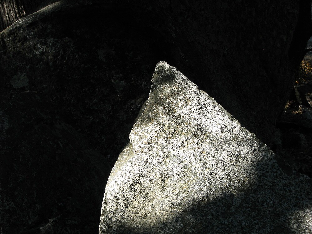 Granite Triangle by Chris Gudger