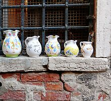 Venician Pottery by Photogothica