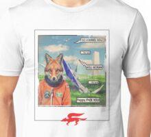 fox roll Unisex T-Shirt