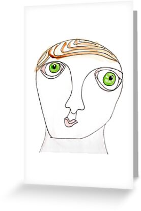 Green Eyes by Tara Lea