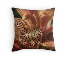 Flower Series One Throw Pillow