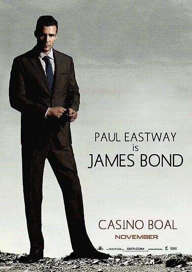 James Bond - Casino Boal by hipsterpictures