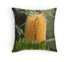 Flower Series Five Throw Pillow