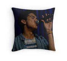 Jules aca-west Throw Pillow