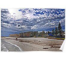Glenelg Beach Poster