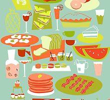 Big Breakfast by Patricia Santos